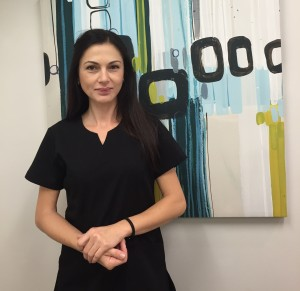 Simona, periodontist, periodontist vaughan, periodontist woodbridge, dentist woodbridge, dentist vaughan, dental vaughan, dentist, family dentist woodbridge, dental services vaughan