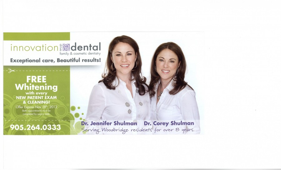 PROMOTION-WOODBRIDGE DENTIST-DENTIST IN WOODBRIDGE