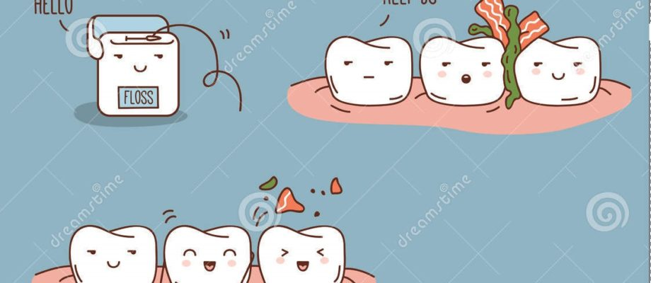 Don't forget to floss!!